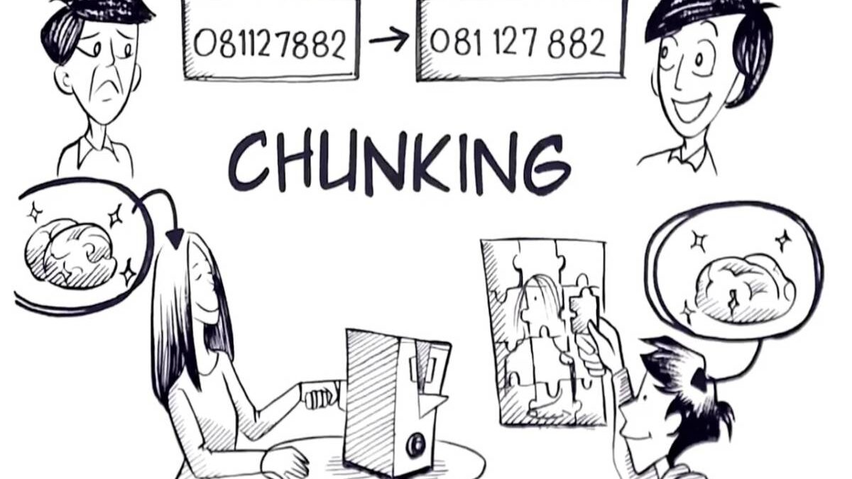 Why Chunking Works? – Information, Use, and More