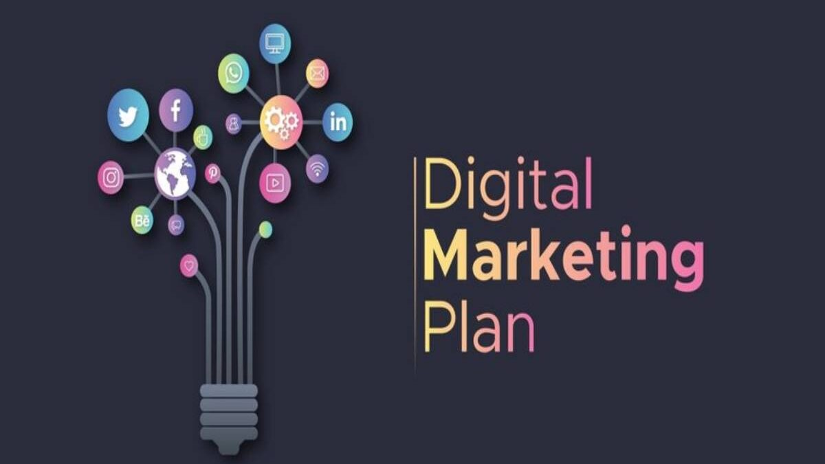 How to Develop the Digital Marketing Plan? – Plan, Points