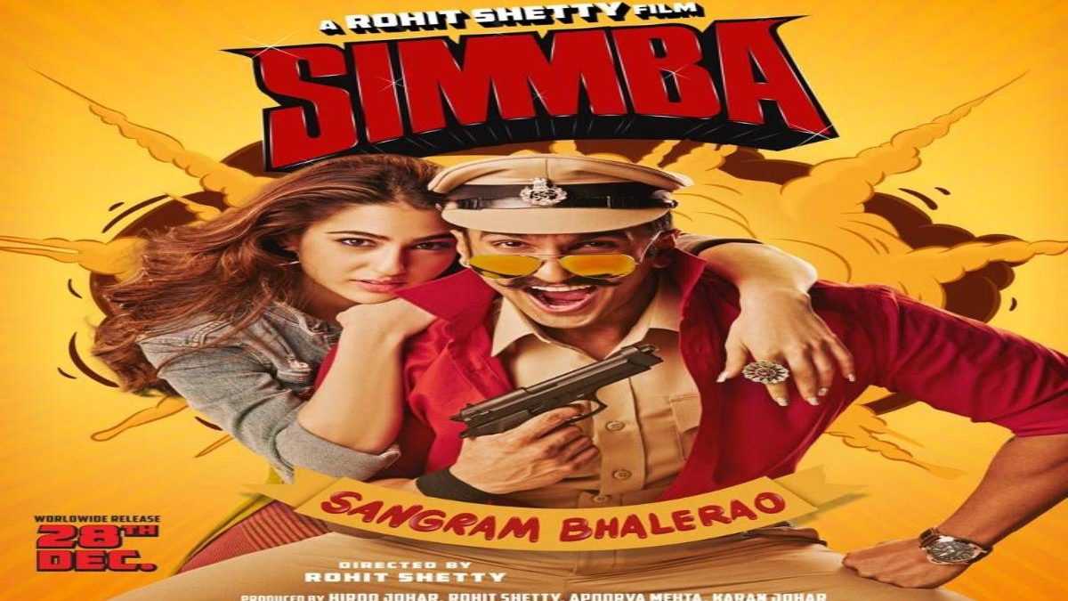 Simba (2018) Hindi Full Movie Download and Watch Online