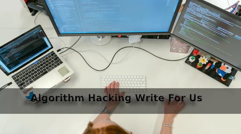 Algorithm Hacking