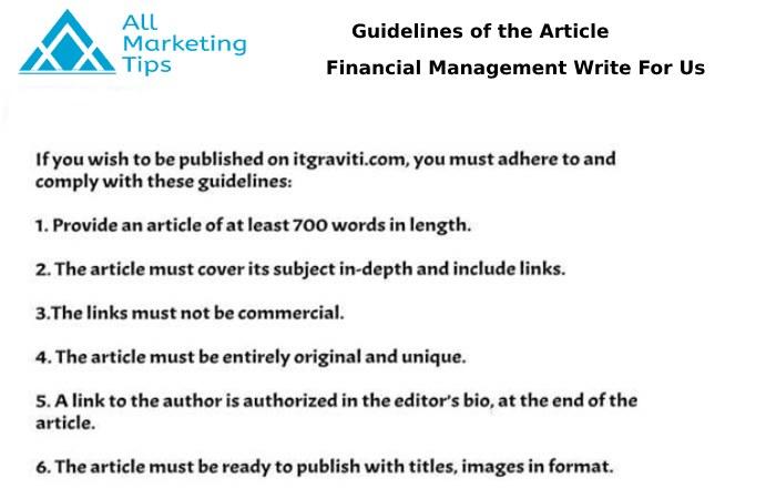 Financial Management  AMT