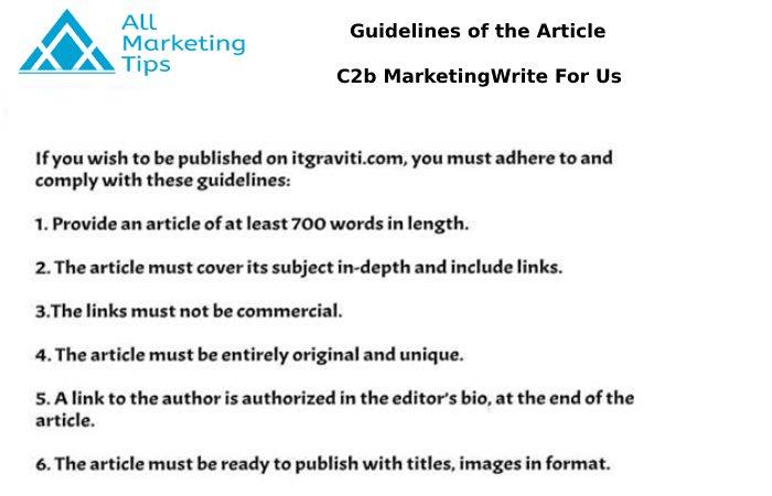 C2b Marketing AMT