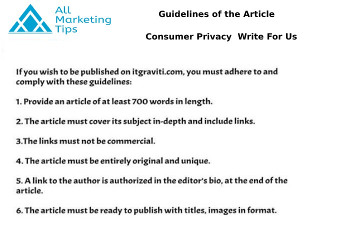 Consumer Privacy AMT