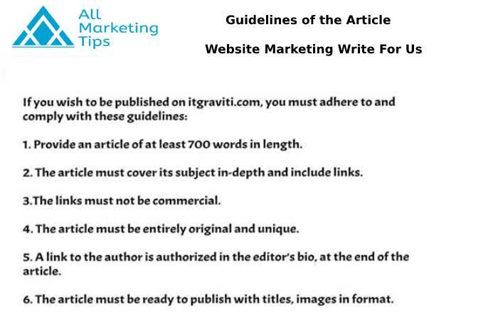 Website marketing AMT