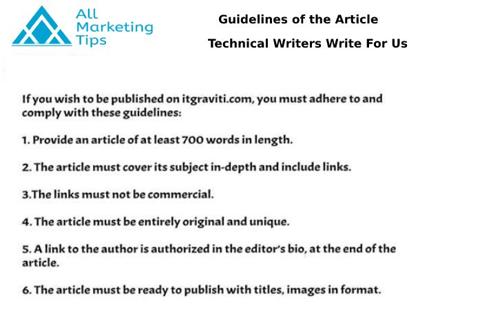 Technical writers AMT