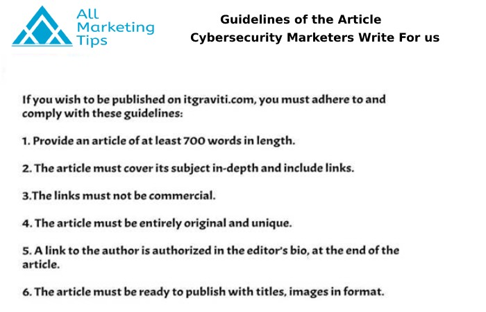 Cybersecurity Marketers AMT