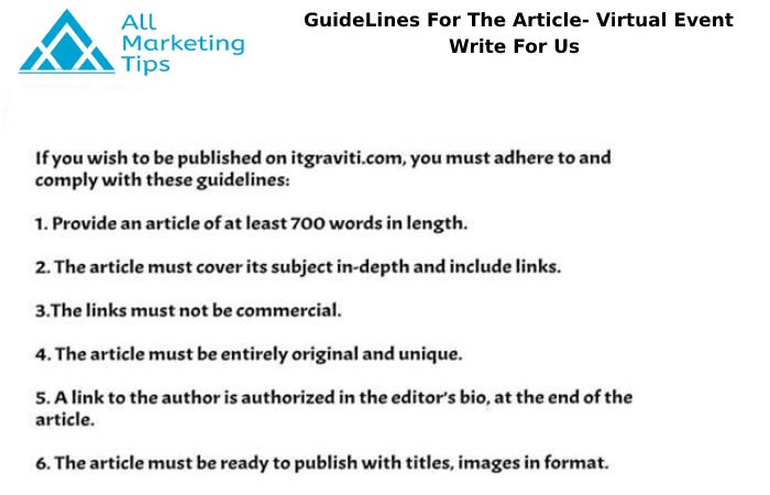 GuideLines AMT Virtual Event